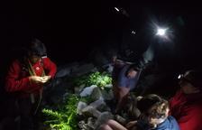 Rescate nocturno de siete excursionistas en La Vall de Boí