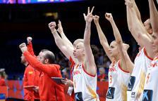 España luchará por las medallas