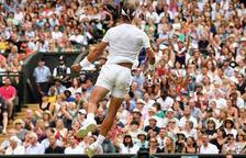 Nadal avança a tercera ronda a Wimbledon al derrotar Kyrgios