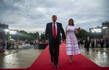 Donald Trump s'apropia les celebracions del 4 de juliol
