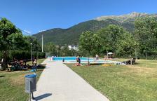 Vilaller projecta millorar les instal·lacions de les piscines