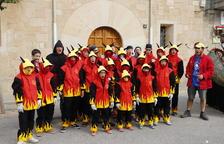 Bèsties i foc prenen Artesa de Lleida
