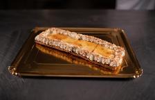 Saint Honoré: un pastís deliciós que porta el nom d'Honorat d'Amiens, qui fou bisbe d'aquesta localitat francesa.
