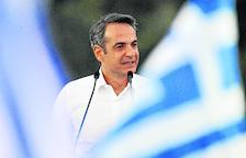 Los conservadores logran la mayoría absoluta en Grecia