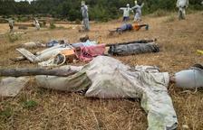 Ataque vandálico a los 'estimaocells' de Vallbona de les Monges