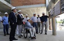 Educación retirará en siete años la mayoría de barracones en Lleida