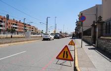 Comença la reforma del carrer Prat de la Riba de Mollerussa