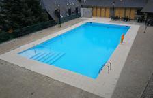La piscina municipal de Gausac abrirá hoy.