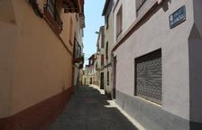 Inversió de 70.000 euros per al carrer José Almuzara a Saidí