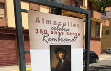 Almacelles difunde a Rembrandt en el 350 aniversario de su muerte