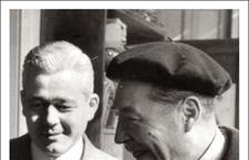Les cartes entre Josep Pla i Vicens Vives