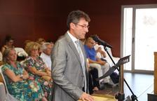 La residència, prioritat d'Ibarz com a president del Baix Cinca