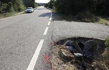 Mor un veí d'Isona en una sortida de via a Artesa de Segre