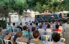 El cantautor Josep Tero presenta a les Borges 'Fugir i salvar-se'