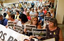 JxCat pacta con independientes y PSC en Alpicat en un pleno con protestas