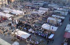 Balaguer regulará el mercado semanal para que sea más atractivo y moderno