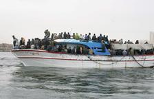 L'ONU exigeix a la UE que reprengui el rescat al mar