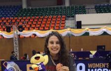 Canut y Anna Prim se concentran con la U16