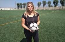 Teresa Serradell, de Linyola, és la primera dona que va obtenir el títol d'entrenadora nacional