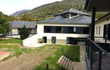 La Generalitat inspecciona la residencia de Sort