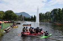 El Parc Olímpic duplicó beneficios en 2018 y recibió un 12% más de turistas, hasta 38.000