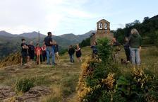 Nueva ruta guiada en La Vall de Boí para explicar el románico y las fallas