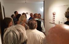 Una exposición del artista de Ponts Joanpere Massana, en Vic