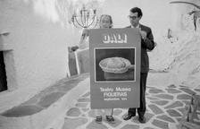 Noves fotos de Salvador Dalí, Montserrat Caballé i Josep Pla