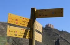 Mequinensa estrena 7 rutes de BTT amb més de 150 quilòmetres