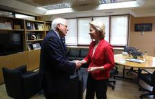 Borrell, nombrado para la diplomacia de la UE