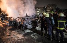 Un vehicle amb explosius causa desenes de morts al Caire