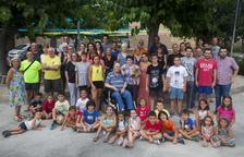 Gran part dels veïns de Sedó, petit poble amb uns vuitanta habitants, del municipi de Torrefeta i Florejacs.