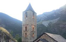Concierto en la iglesia en Sant Joan de Boí