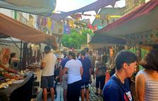Vilaller celebra la Fira Medieval entre setmana
