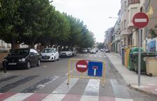 Cambian la avenida Agustí Ros de Agramunt a sentido único