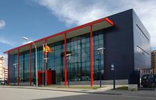 La comissaria dels Mossos d'Esquadra a Lleida.