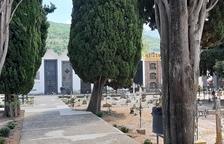 Organyà busca a los propietarios o herederos de 16 nichos del cementerio