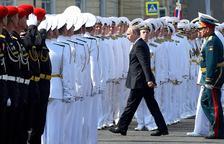 Dos décadas de Putin
