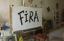 Camarasa pide que devuelvan una pancarta de su feria nocturna