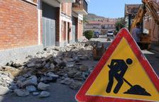Mequinensa adjudica obres al poliesportiu i millorarà quatre carrers