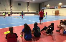 Inici de pretemporada per als dos equips femenins de futbol sala del CEPU