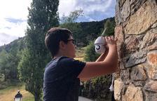 Micromecenatge per desplegar quinze càmeres al Pirineu i informar sobre el temps