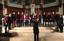 El Cor Eurídice, premio al 'Borgenc' del año