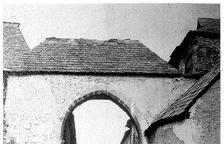 Naut Aran recupera una antigua puerta de entrada a Salardú