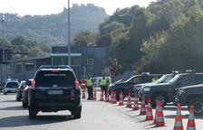 Un despliegue de seguridad sin parangón blinda la frontera para el G7