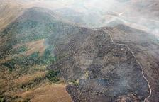 Macron acusa a Brasil de mentir en la crisis amazónica