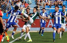 Diego salva al Espanyol