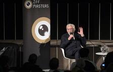 Donald Sutherland, tercer premio Donostia de San Sebastián 2019