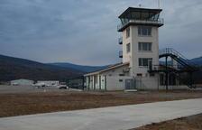 Aeroports adjudica, a la fi, el bar de l'aeroport de la Seu per dos anys més