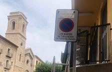 Senyals per regular el trànsit pel mercat